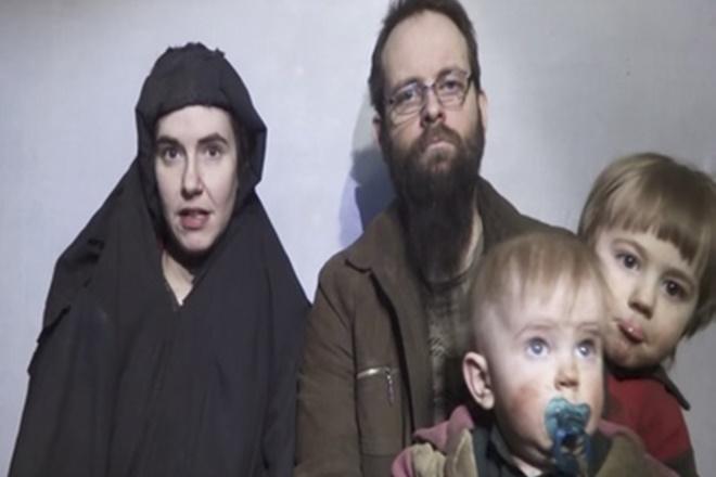 pakistan, us hostage in pakistan, haqqani network, pakistan terrorism, navy seal, Caitlan Coleman, Joshua Boyle