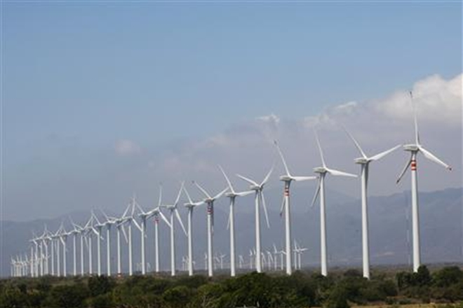 Wind power, wind energy auction a dud, wind power tariff