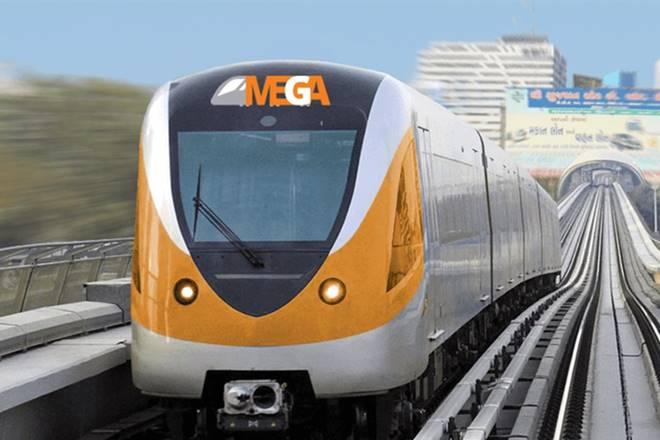 Metro Link Express, Gandhinagar, Ahmedabad, Supreme Court, China Railways Rolling Stock,MEGA,Metro-Link Express for Gandhinagar and Ahmedabad, China's state-run rail company, CRRC,CRRC Corporation,Delhi Metro Rail Corporation, DMRC