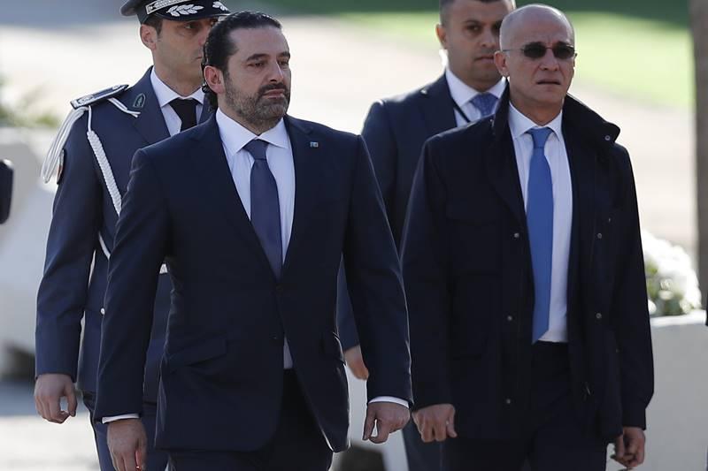 saad hariri, hariri, lebanon, Lebanon Prime Minister Saad Hariri, hariri back, saad al hariri backs in Beirut, Michel Aoun, Saudi Arabia, Hariri resignation, world news
