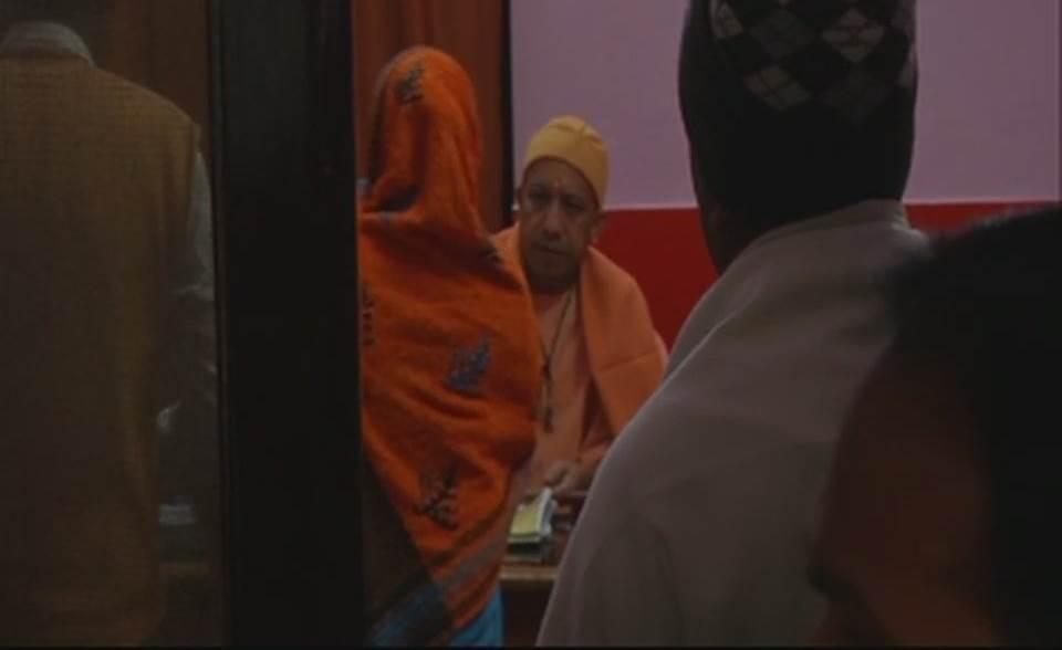 yogi adityanath, Gorakhnath Temple, Gorakhpur, up civic polls, yogi adityanath Gorakhpur,
