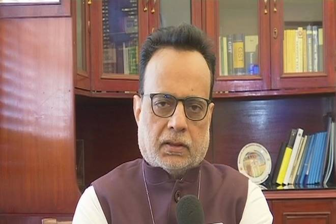 GDP, Hasmukh Adhia, GDP figure, Finance Secretary, GST, India's GDP growth
