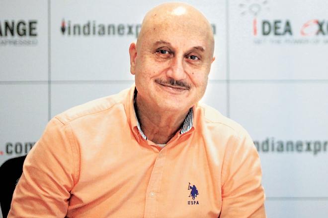 Anupam Kher,Anupam Kher interview,Anupam Kher on ftii, interview ofAnupam Kher