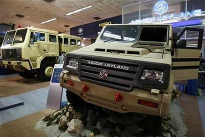 Medium and heavy commerical vehicle, Ashok Leyland Limited