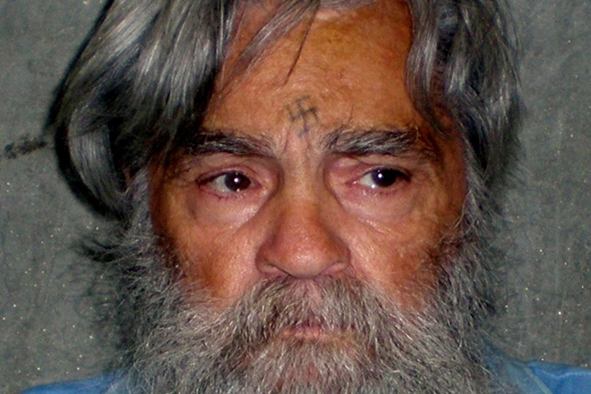 Charles Manson,Charles Manson dead,Charles Mansonno more,apocalyptic race war,horrific killing spree,US 1960s cult killer,US cult killer