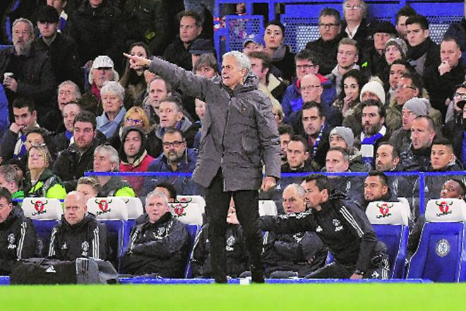 A year-and-a-half into his reign at Manchester United, Jose Mourinho's report card shows two trophies—the League Cup and the Europa League—in his first season, a Champions League group phase romp and the second place in the Premier League this term, going into the November international break.