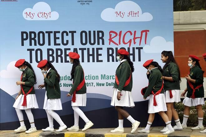 Delhi pollution updates