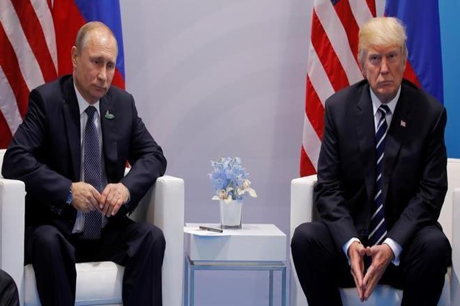 Donald Trump, White House, Moscow, Vladimir Putin, Russian counterpart, American, Putin, Trump