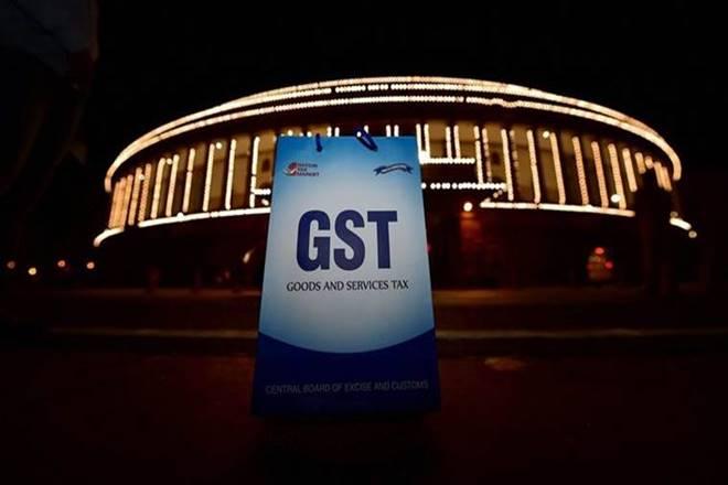 GST, India