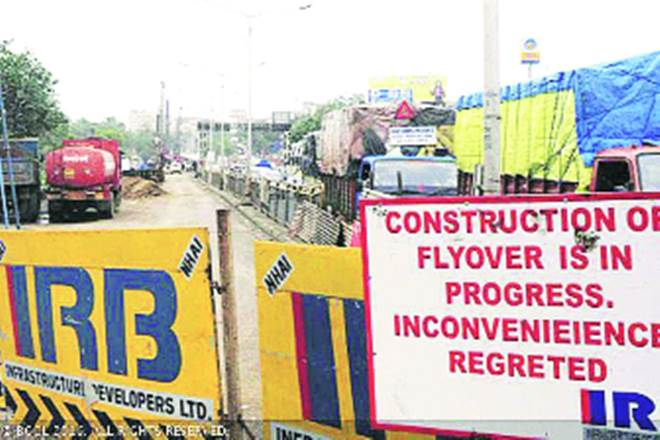 IRB, IRB Infrastructure developers