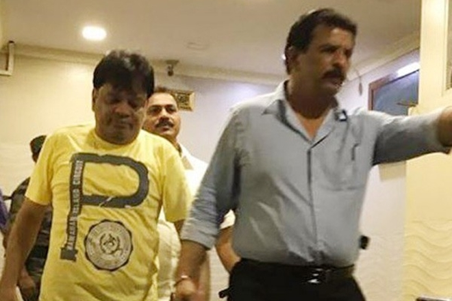 Extortion case, Iqbal Kaskar, Dawood Ibrahim brother, chargesheet filed, Kasarvadavali Police Station, anti-extortion cell