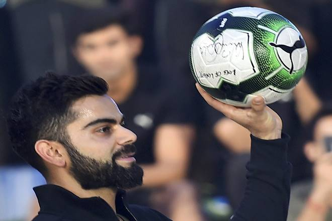 Virat Kohli launches clothing brand One8 in collaboration with Puma ... 1fcfb3634a1