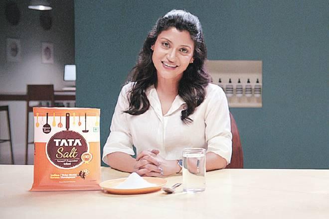 tata salt advertisement review, evalution of tata salt advertisement, brand wagon review corner