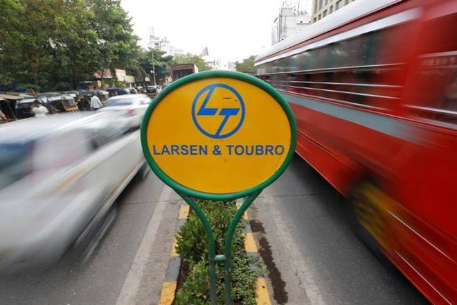 Infrastructure and heavy engineering, Larsen and Toubro, Financial year, L&T