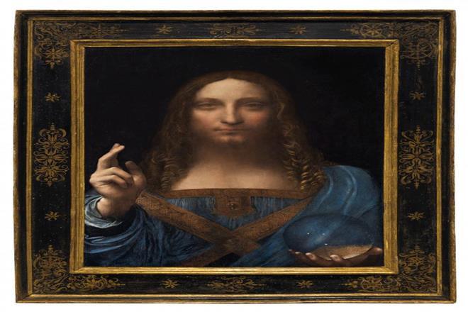 Leonardo Da Vinci, Christie, Christie Auction