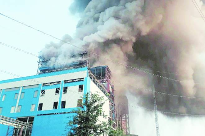 NTPC, NTPC explosion, Unchahar thermal power plant, thermal power plant in Rae Bareli, afety factor in the plants, NTPC explosion in Unchahar