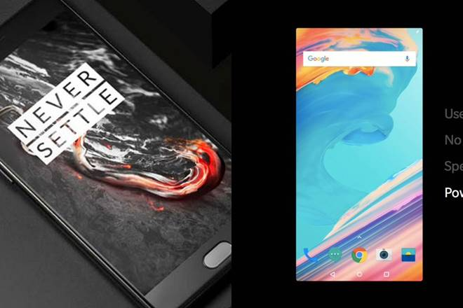 Difference between OnePlus 5 and OnePlus 5T