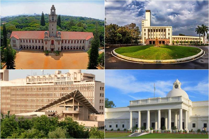 IIT Bombay, IISc Bangalore, Delhi University, IIT Delhi, IIT Madras, IIT Kanpur, IIT Kharagpur, University of Delhi, IIT Roorkee, University of Calcutta, IIT Guwahati, Indian Institute of Technology, QS University Ranking, QS BRICS University Ranking, QS University Ranking for BRICS, Indian varsities, education news