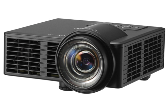 Ricoh PJ WXC1110,lightweight projector,good picture quality,projector,good quality projectors,embedded memory on the projector