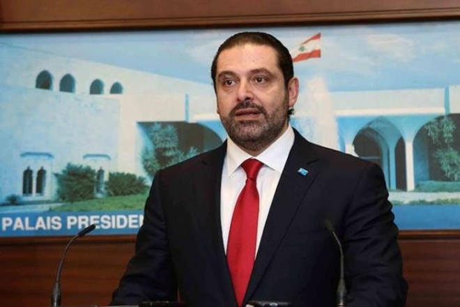 lebanon, lebanon speaker nabih berri, lebanon prime minister saad hariri, lebanon pm hariri resignation