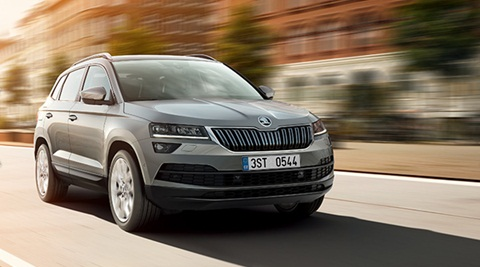 Skoda Karoq scores five star rating in Euro NCAP