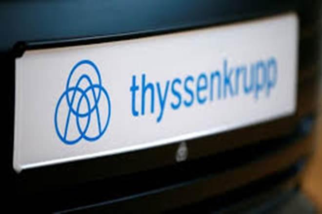 Thyssenkrupp, CSA, Brazilian steel mill, Industry