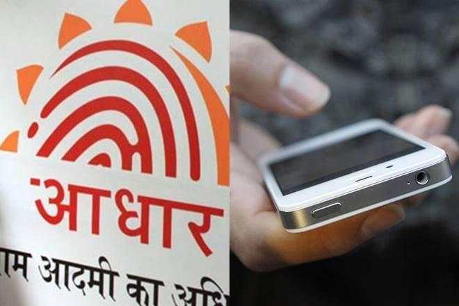 Aadhaar Card mobile number linking,UIDAI,IVRS,DoT instructions,Aruna Sundararajan,Ajay Bhushan Pandey,telecom subscribers