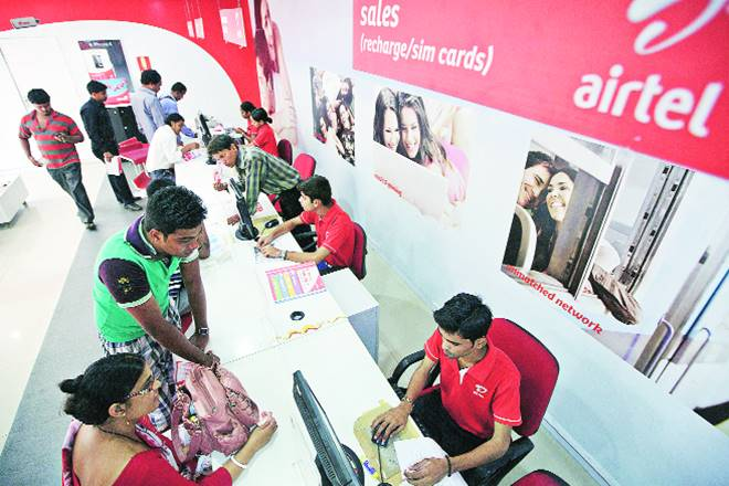 airtel, airtel market rating, market rating of airtel