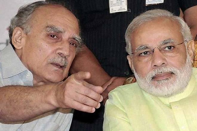 narendra modi arun shourie