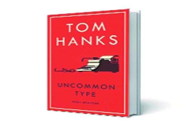 uncommon type book, tom hanks book, tom hanks debut book