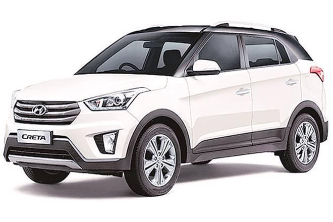 Hyundai Creta,Verna,Korean carmaker,HMIL,Grand i10,Elite i20,retail sales,SUV Creta, diesel, petrol, gst,Verna sales