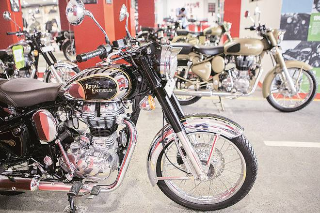 Eicher Motors, Eicher Motors stock, stock rating, Jefferies, bike launches, 650 cc segment