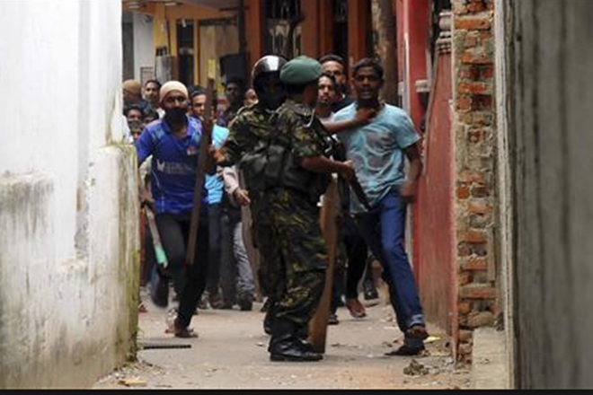 Sri Lankan police, Sri Lankan police news, Sri Lankan curfew, Galle, communal clashes, Sri Lanka clashes, Sri Lanka clashes news 2017