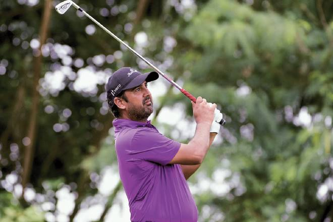 Shiv Kapur, Asian Tour, Delhi Golf Club
