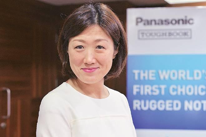 Panasonic, Panasonic rugged devices, police, defence, Eriko Okuda