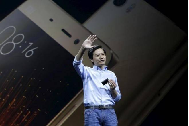 Xiaomi, Lei Jun, Make in India, Samsung