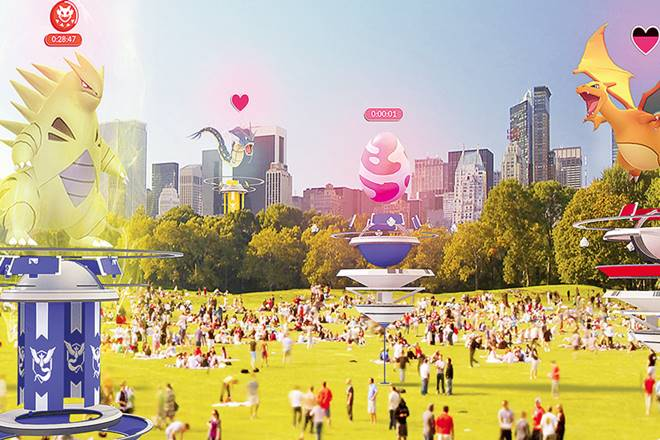 Pokemon GO,Smartketing,marketing through smart devices,smart devices