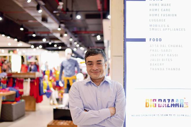 Fbb,Jishnu Sen of Future Retail,Future Retail,Big Bazaar,Happy Diwali