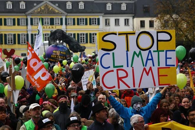 Cop23 summit in bonn germany paris climate change agreement