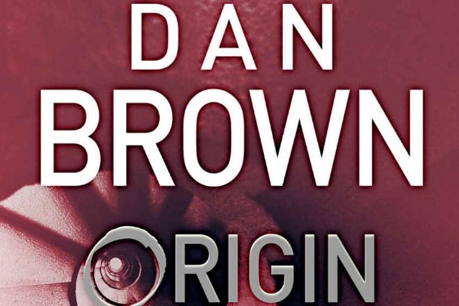 Dan Brown,Dan Brown book review,Dan Brown origin book review, originDan Brown book review