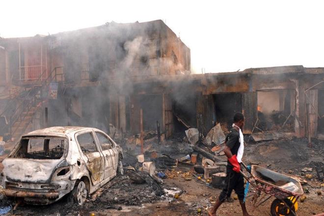 nigeria, nigeria bombing, nigeria suicide bombing, nigeria attack, nigeria mosque bombing,