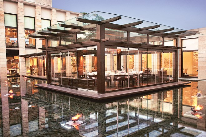 Indian Accent,Friends Colony,New York, london,The Manor,DLF,The Lodhi, new delhi,Daulat ki Chaat,Old World Hospitality
