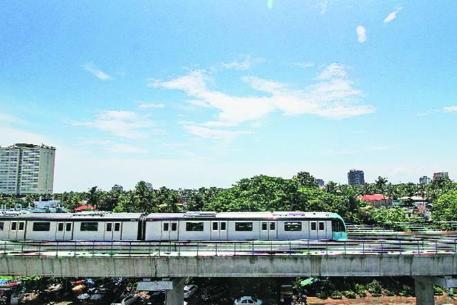 kochi metro, kochi metro revenue, kochi metro ridership, ridership of kochi metro