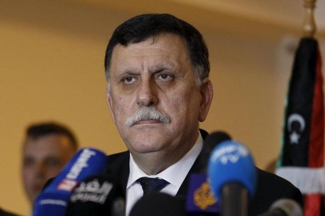 libya, UN, prime minister ;libya, pm fayez serraj, Benghazi