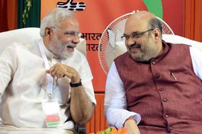 Gujarat Assembly Elections 2017, BJP, BJP list of candidates, Vijay Rupani Rajkot West, Nitin Patel Mehsana, Jitu Vaghani Bhavnagar West, amit shah, pm narendramodi, congress, amit shah, rahul gandhi