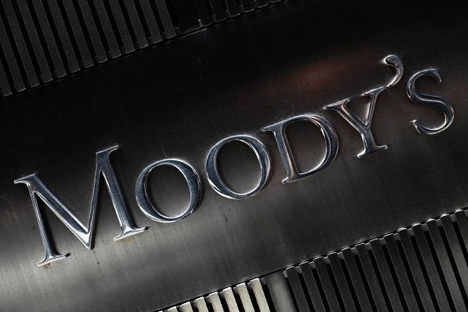 Moody's upgrades India,Reliance Industries, industries,Power Finance Corporation, Rural Electrification Corporation, Indian Railway Finance Corporation, Lodha Developers
