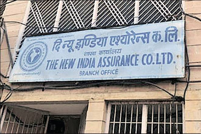 new indian assurance, new india assurance share price
