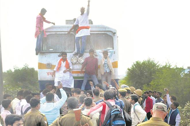 Padmavati protests