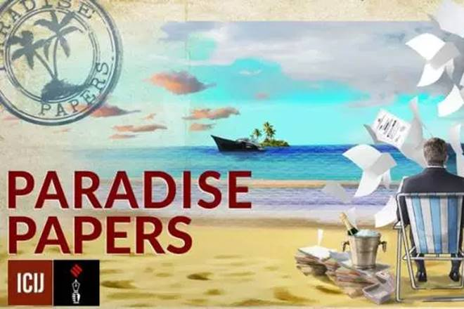 paradise paper leak, name in paradise papers, indian in paradise papers