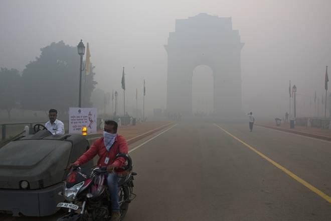 delhi air pollution,Delhi-NCR,Air Quality Index,Noida,SAFAR,Ministry of Earth Science,Delhi air quality,Ghaziabad